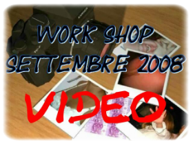Video del workshop di ritratto